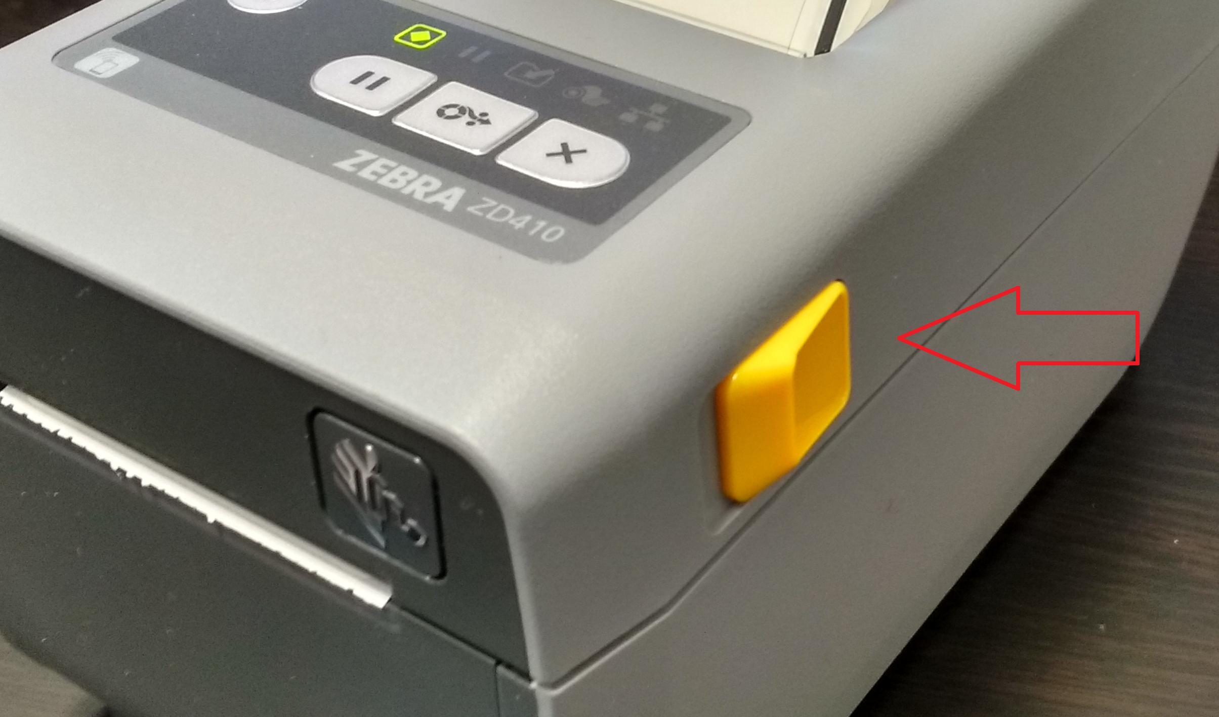 Zebra ZD410 Setup – Pacific Amber Technologies Inc